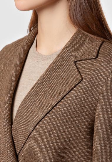 Пальто Arber модель GMW07.04.17 — фото 4 - INTERTOP