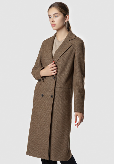 Пальто Arber модель GMW07.04.17 — фото - INTERTOP