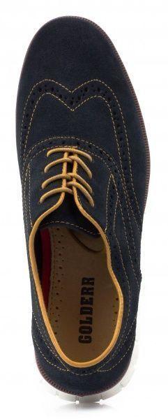 Туфли мужские Golderr напівчеревики чол.(40-45) GN475 бесплатная доставка, 2017