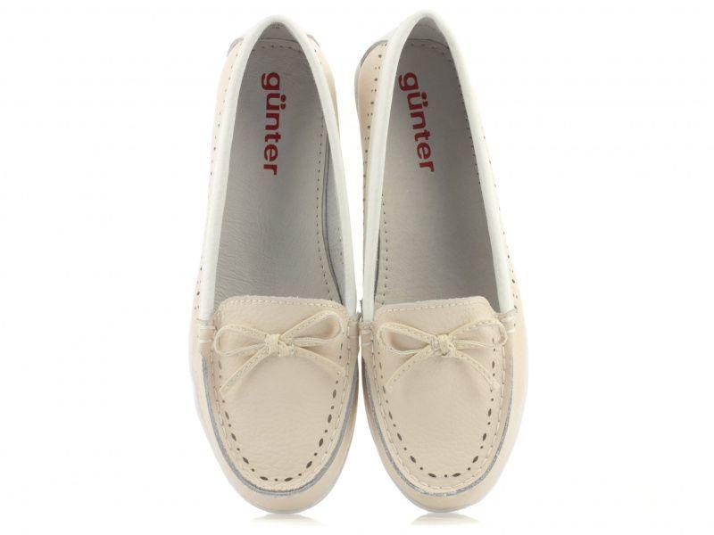 Мокасины для женщин Gunter GR115 размеры обуви, 2017