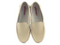 Мокасины для женщин Gunter 533-839/104 брендовая обувь, 2017