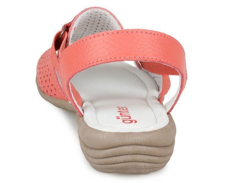 Босоножки для женщин Gunter GR163 размеры обуви, 2017