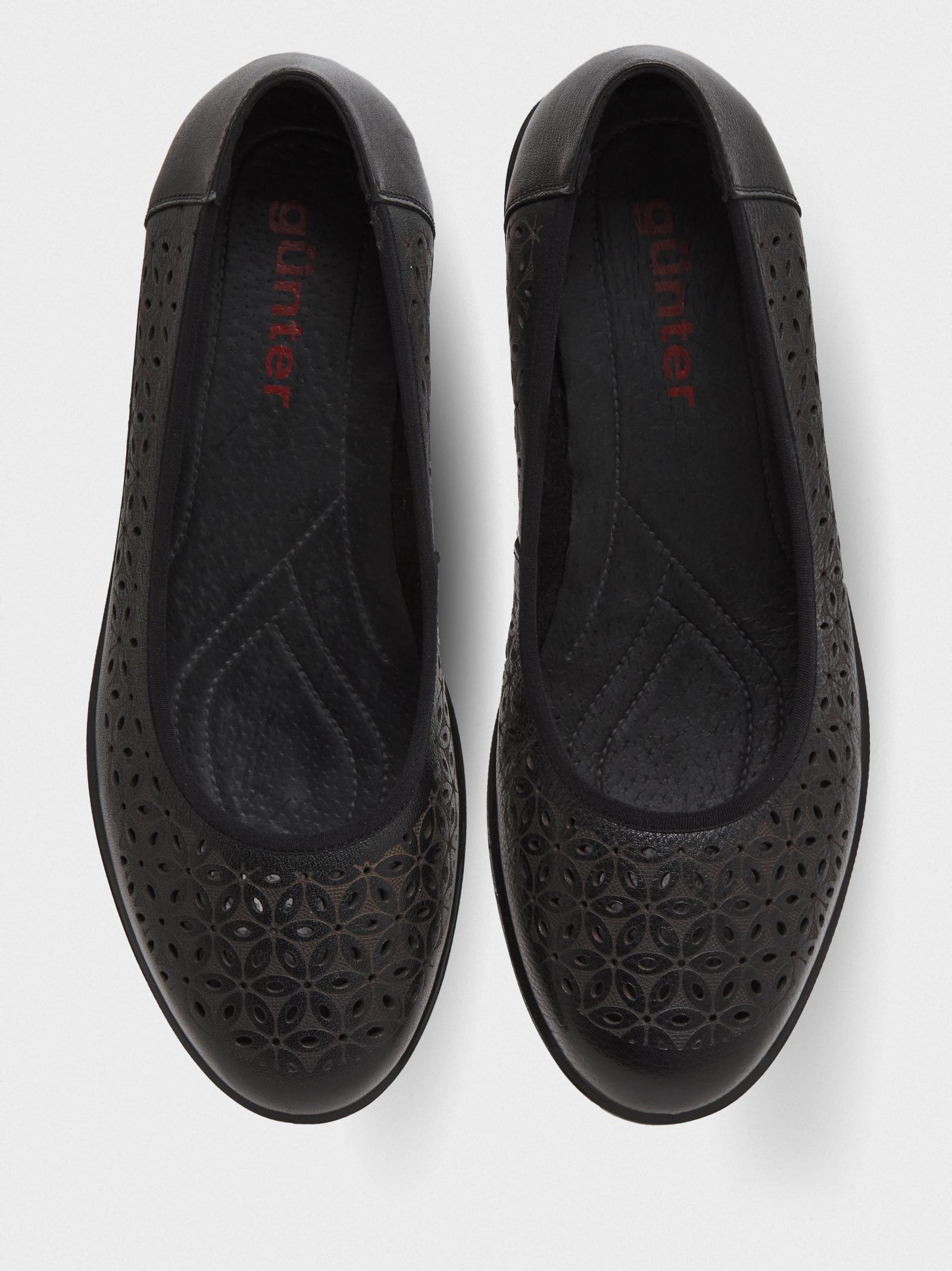 Балетки  для жінок Gunter 212-1876/101 брендове взуття, 2017