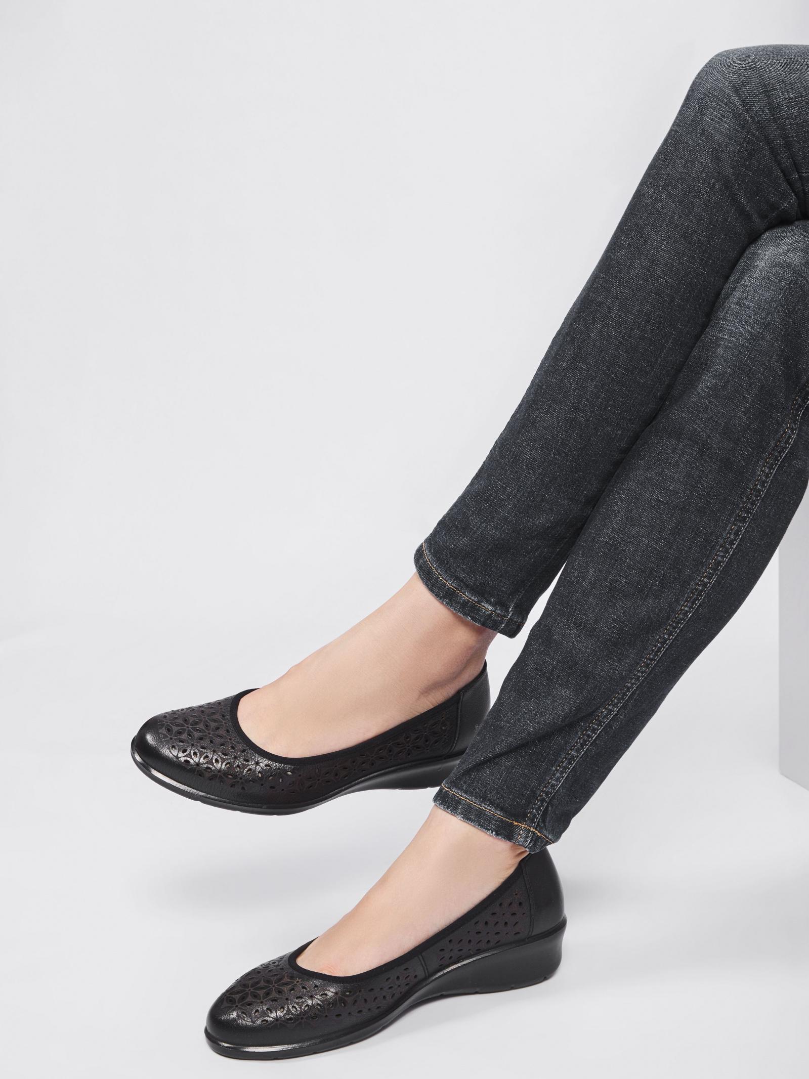 Балетки  для жінок Gunter 212-1876/101 розміри взуття, 2017