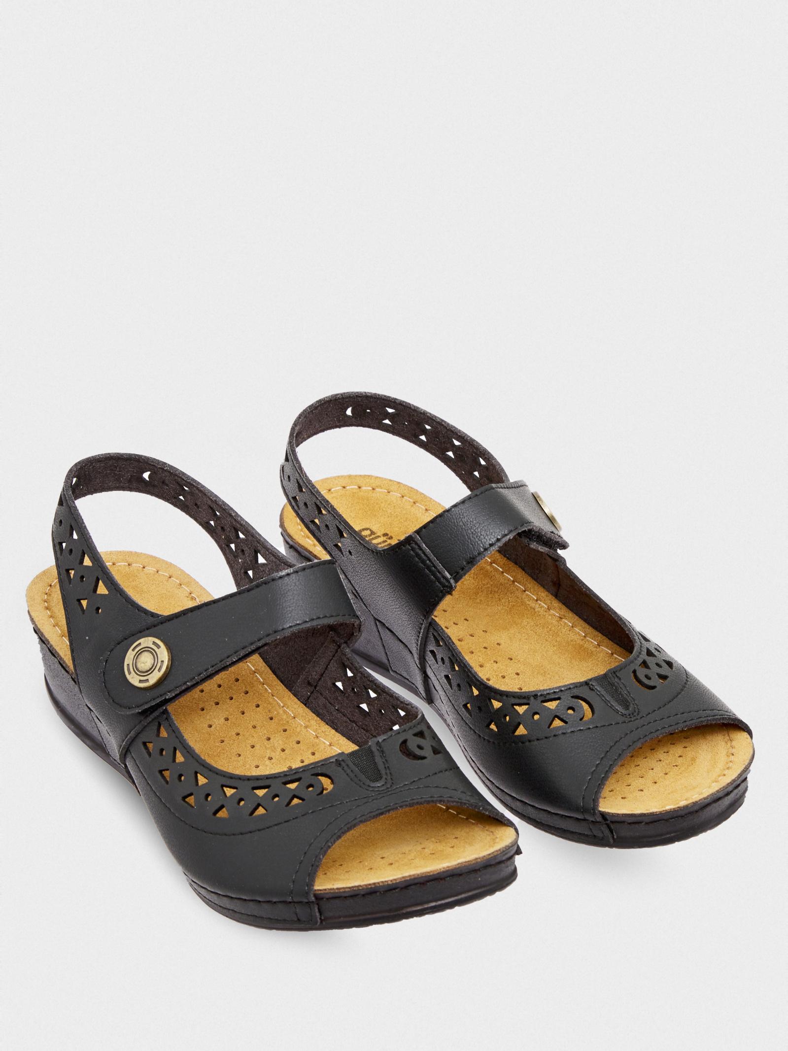 Сандалии для женщин Gunter 417318-3201 брендовая обувь, 2017
