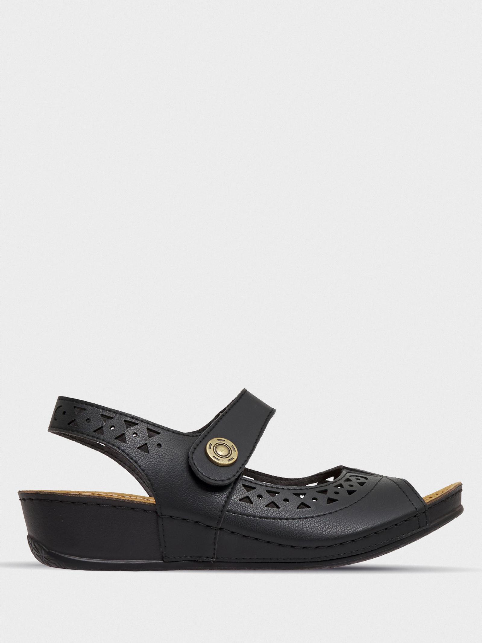 Сандалии для женщин Gunter 417318-3201 модная обувь, 2017