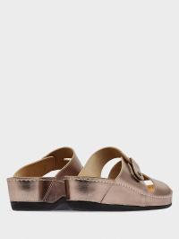 Шльопанці  для жінок Gunter 420212-3221 брендове взуття, 2017