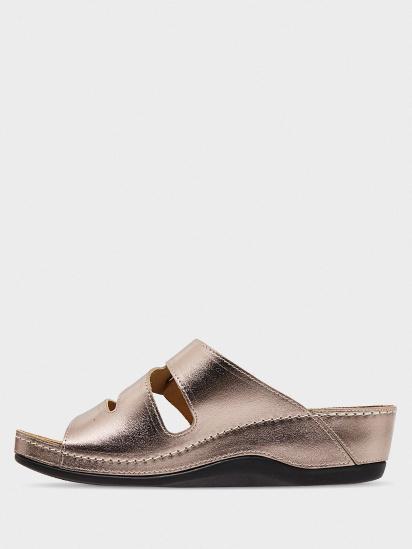 Шльопанці  для жінок Gunter 420212-3221 купити взуття, 2017