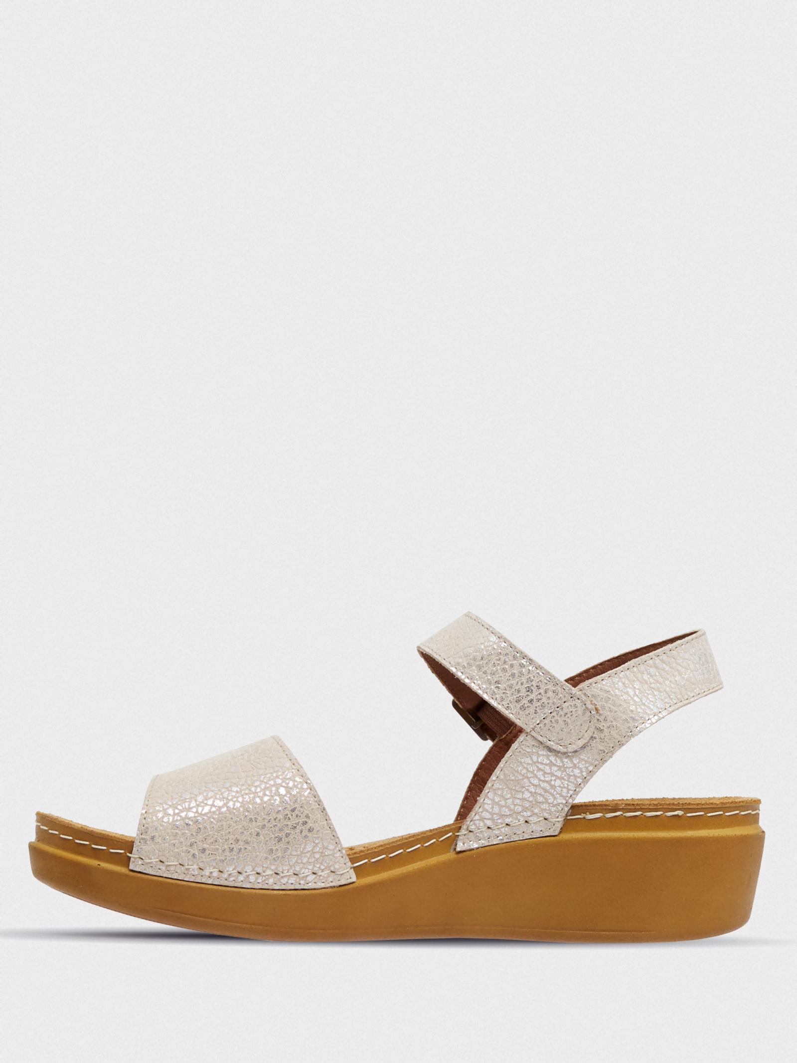Сандалии для женщин Gunter E3296-3725 модная обувь, 2017