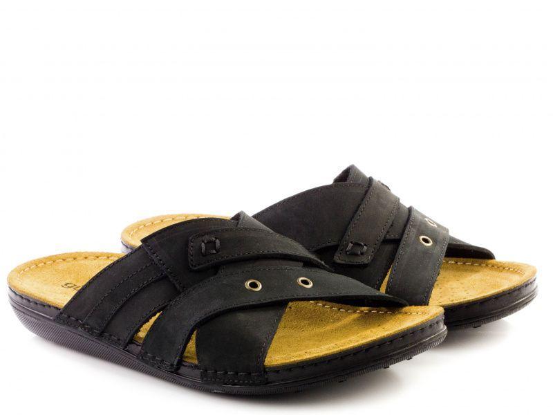 Шлёпанцы для мужчин GUNTER GS69 размеры обуви, 2017