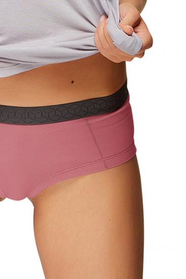 Труси SMPL Underwear модель H.w.02.berry — фото 2 - INTERTOP