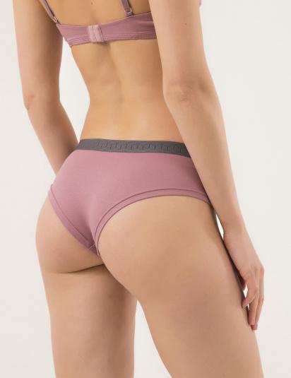 Труси SMPL Underwear модель H.w.02.berry — фото 3 - INTERTOP