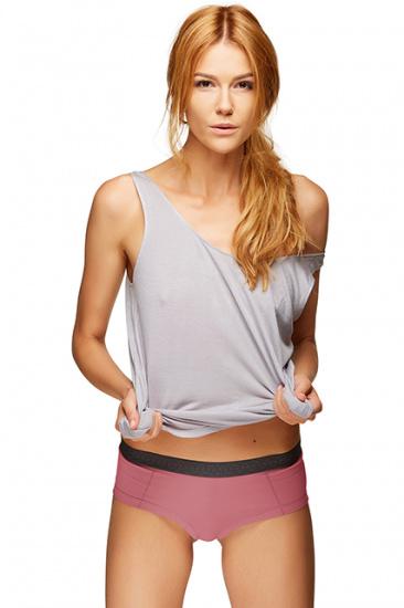 Труси SMPL Underwear модель H.w.02.berry — фото - INTERTOP