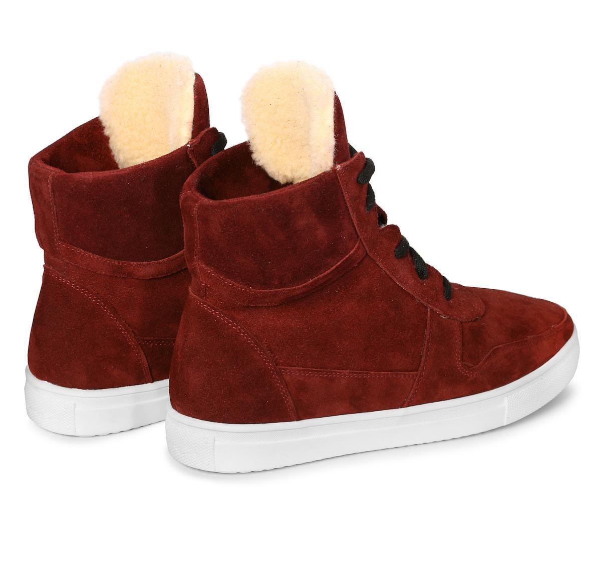 Ботинки для женщин Grace H2.2.000000326 брендовая обувь, 2017