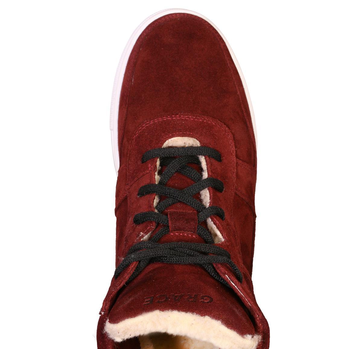 Ботинки для женщин Grace H2.2.000000326 размеры обуви, 2017
