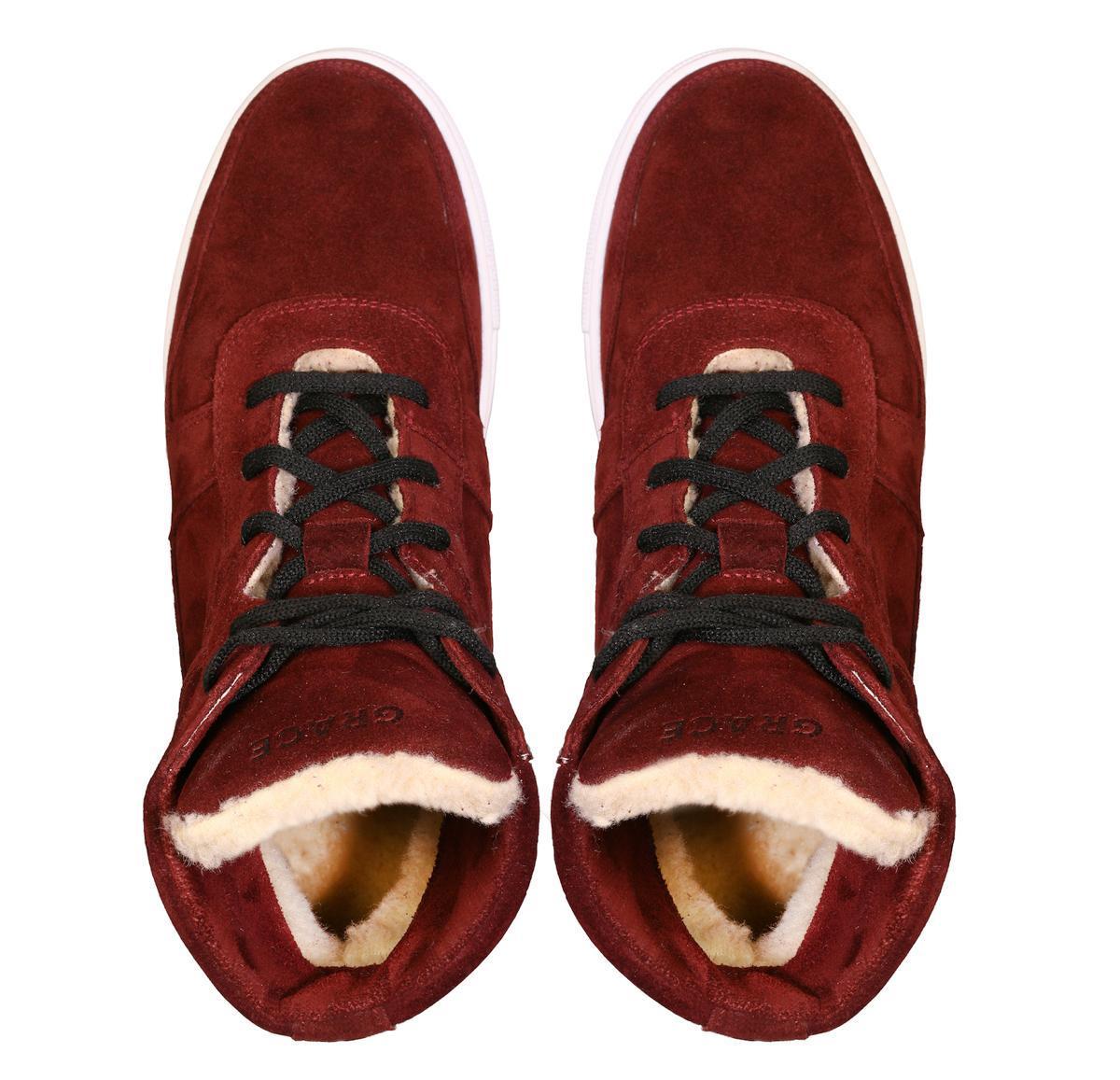 Ботинки для женщин Grace H2.2.000000326 купить обувь, 2017