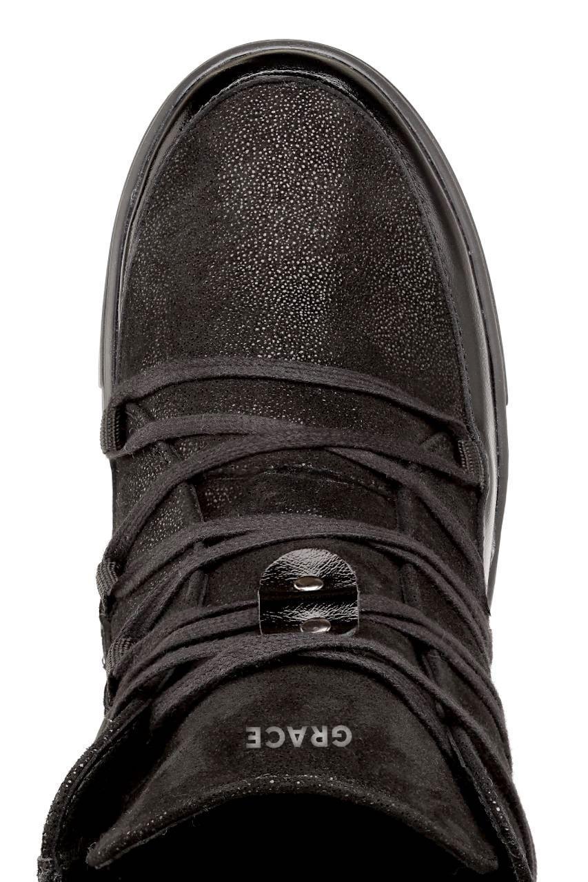 Ботинки женские Grace H4.1.000000323 купить обувь, 2017