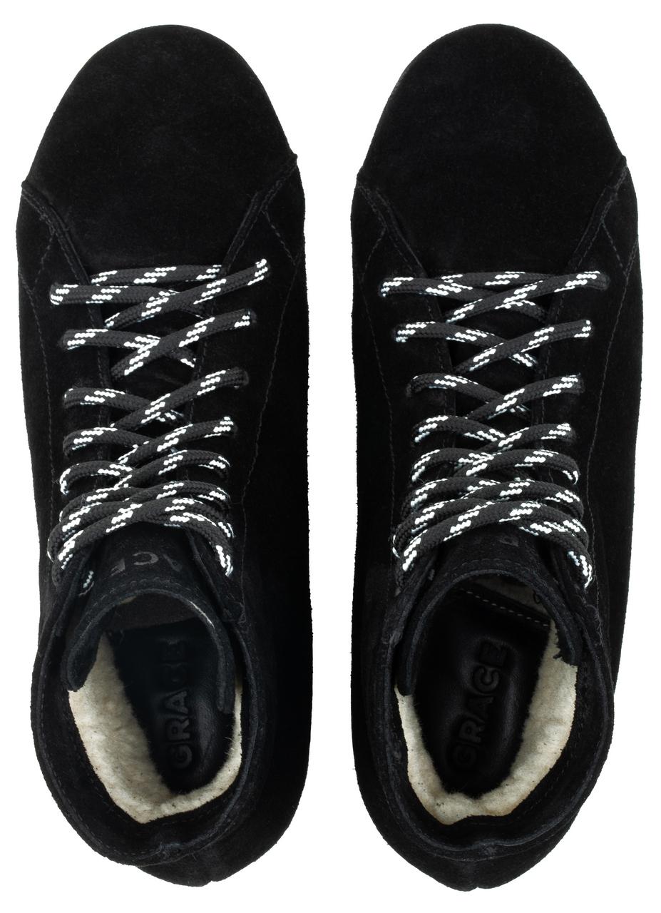 Ботинки для женщин Ботинки с мехом H5 H5.3.000000323 модная обувь, 2017