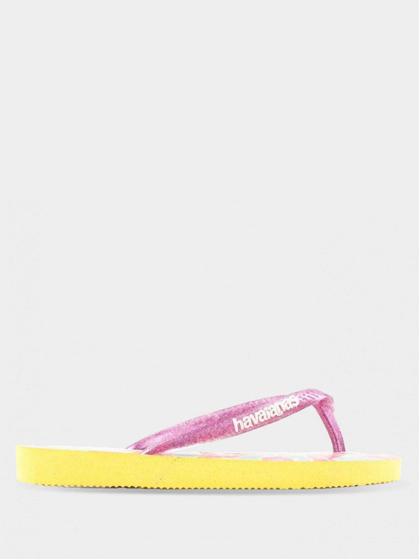 Шлёпанцы для детей Havaianas 4123328-0013 брендовая обувь, 2017