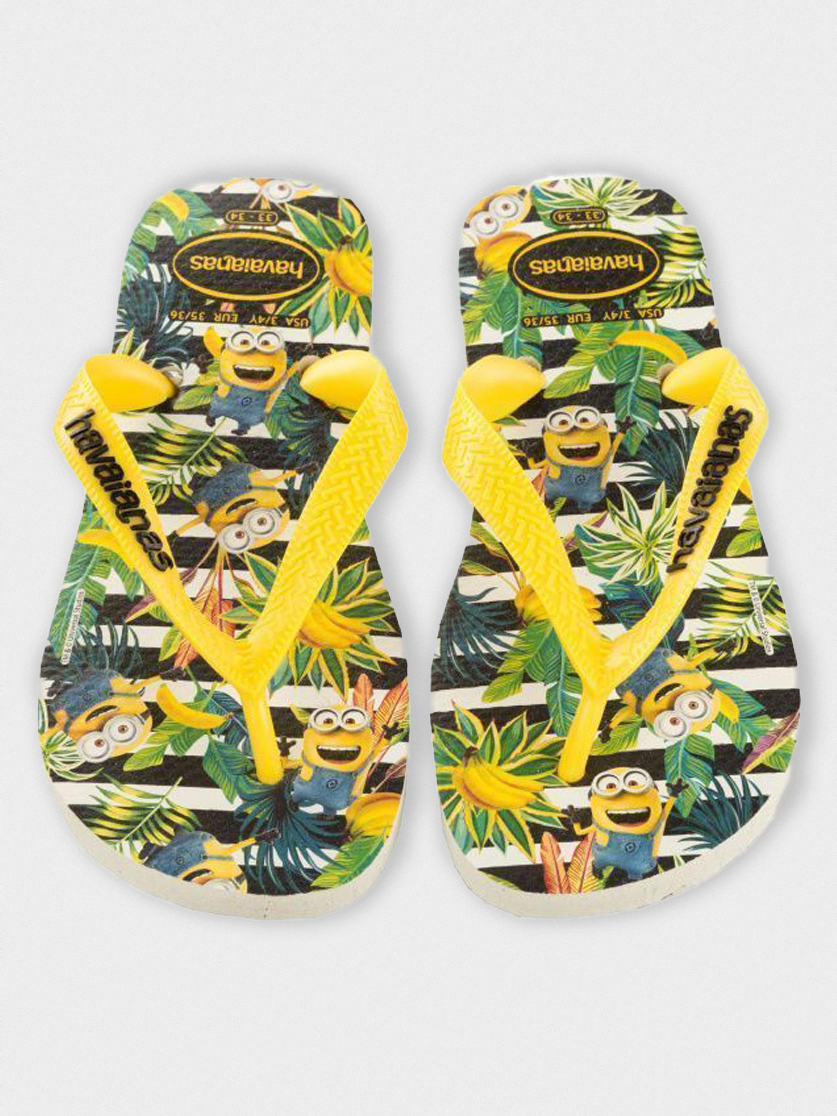 Вьетнамки для детей Havaianas HE146 модная обувь, 2017