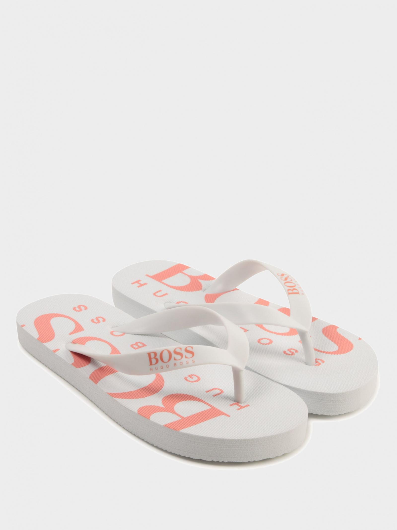 Шлёпанцы детские Boss J19043/10B размеры обуви, 2017