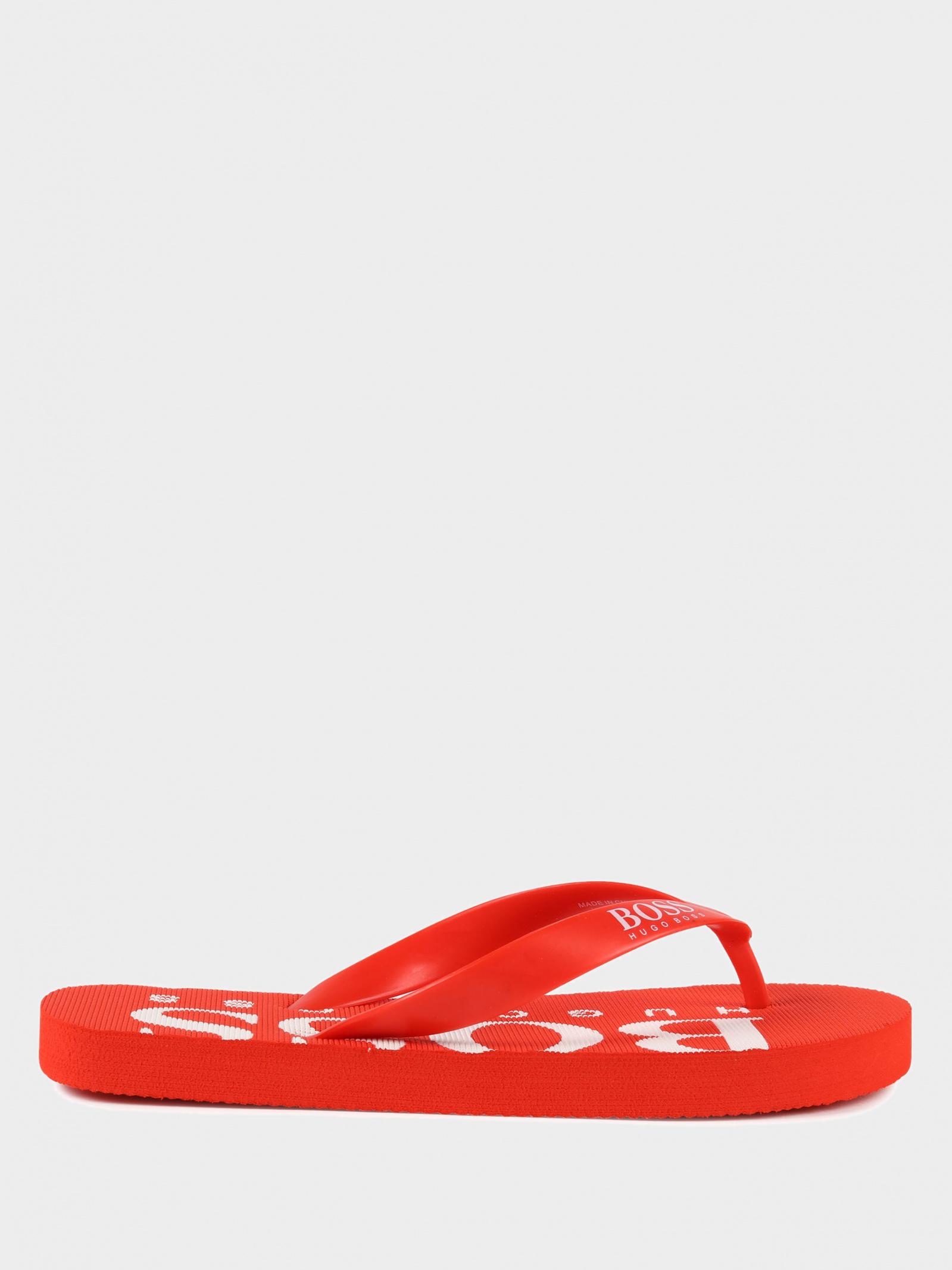 Шльопанці  дитячі Boss J29198/41C розмірна сітка взуття, 2017
