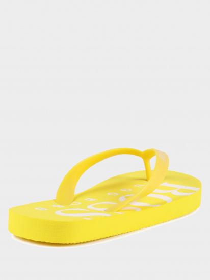 Шлёпанцы детские Boss J29198/535 размерная сетка обуви, 2017