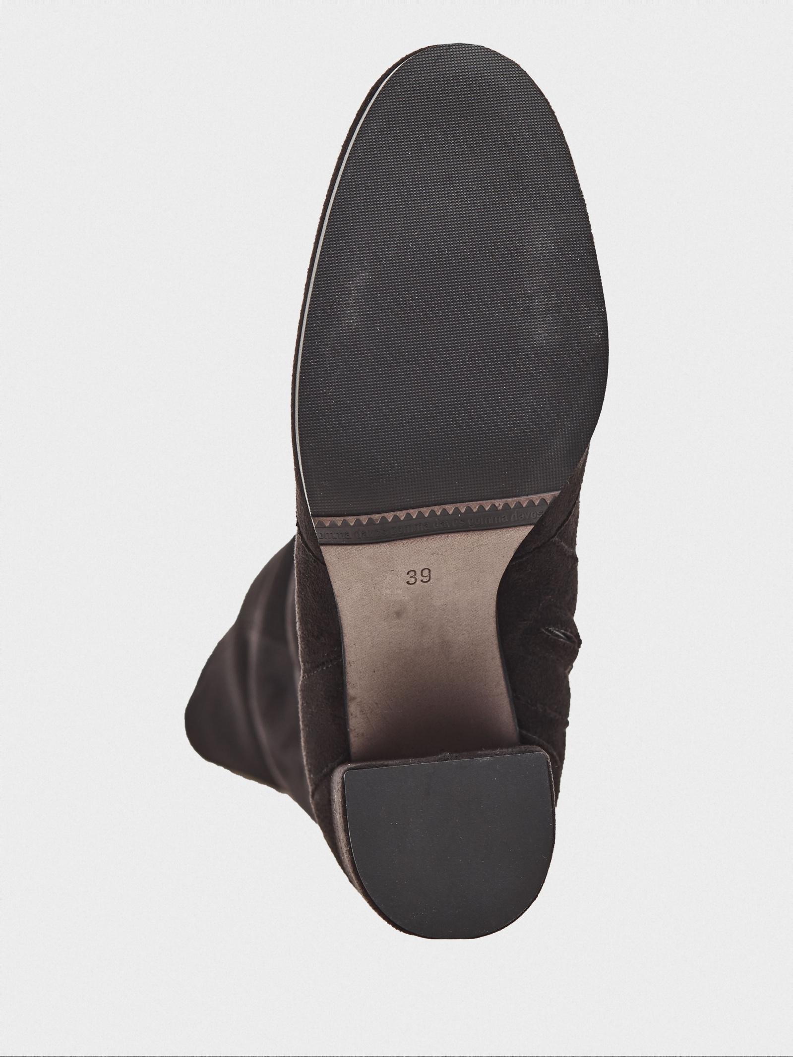 Сапоги женские JONAK MILO HM34 размерная сетка обуви, 2017