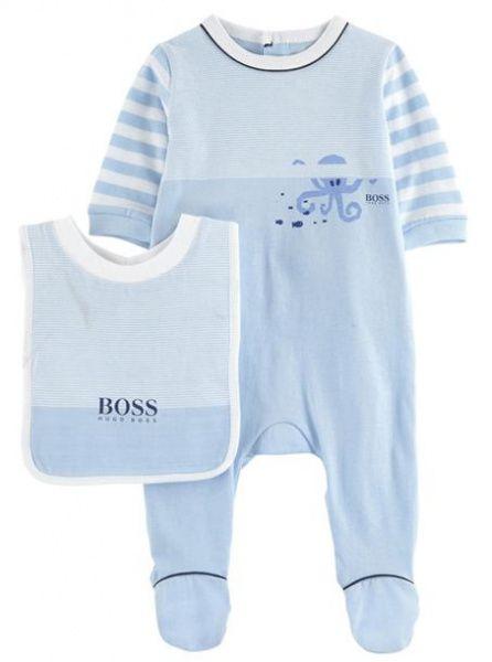 Купить Боди детские модель HO491, -, Голубой