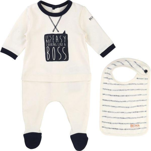 Boss Боди детские модель HO598 приобрести, 2017