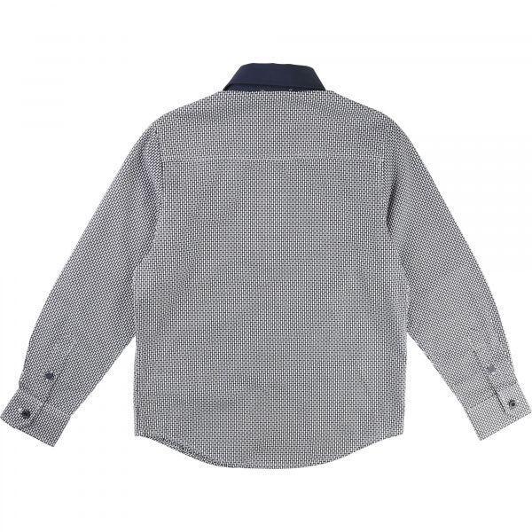 Boss Рубашка с длинным рукавом детские модель HO618 приобрести, 2017