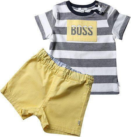 Купить Боди детские модель HO709, Boss, Синий