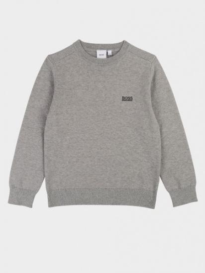 Пуловер Boss модель J25E13/A33 — фото - INTERTOP