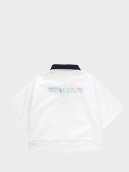 Блуза з довгим рукавом Boss модель J15397/10B — фото 2 - INTERTOP