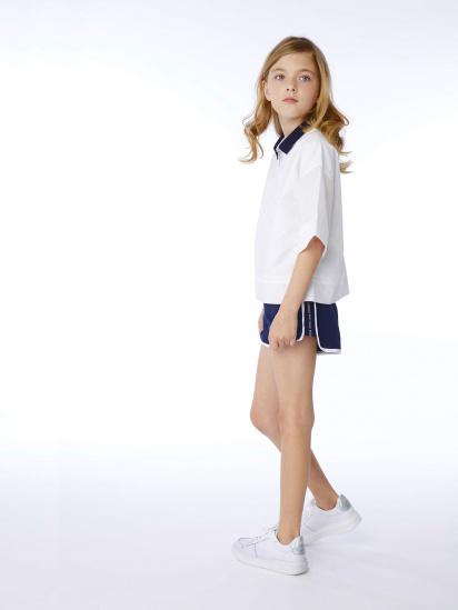 Блуза з довгим рукавом Boss модель J15397/10B — фото 3 - INTERTOP