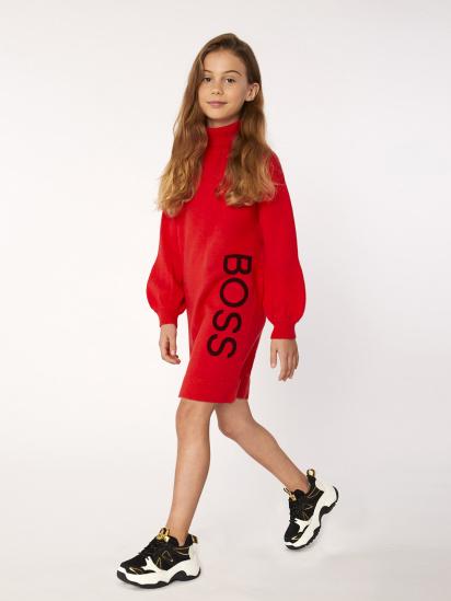 Сукня Boss модель J12183/977 — фото - INTERTOP