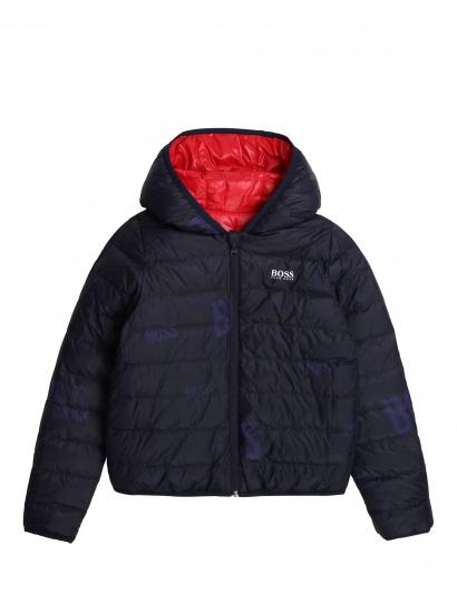 Куртка Boss модель J26416/X78 — фото 3 - INTERTOP