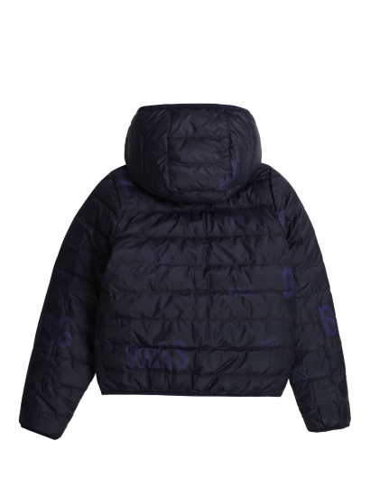 Куртка Boss модель J26416/X78 — фото 5 - INTERTOP