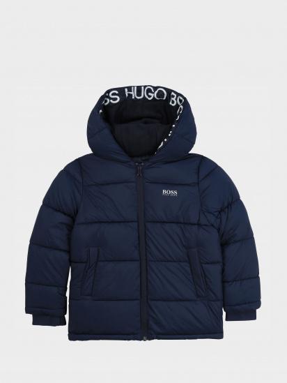 Пальто з утеплювачем Boss модель J26417/849 — фото - INTERTOP