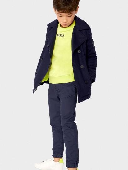 Пальто Boss модель J26426/849 — фото 4 - INTERTOP