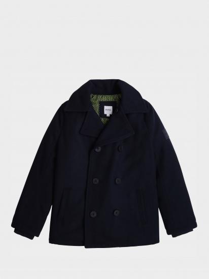 Пальто Boss модель J26426/849 — фото - INTERTOP