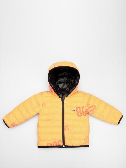 Куртка Boss модель J06218/M44 — фото 4 - INTERTOP