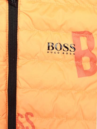 Куртка Boss модель J06218/M44 — фото 6 - INTERTOP