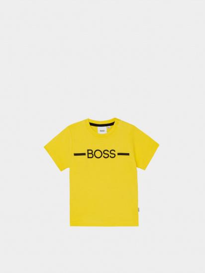 Футболка Boss модель J05831/553 — фото - INTERTOP
