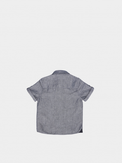 Сорочка з коротким рукавом Boss модель J05857/849 — фото 2 - INTERTOP