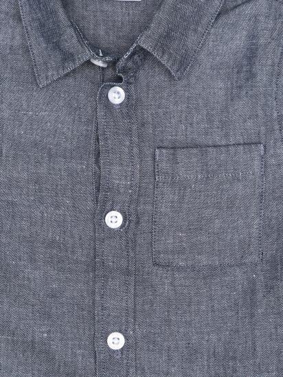 Сорочка з коротким рукавом Boss модель J05857/849 — фото 3 - INTERTOP