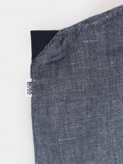 Сорочка з коротким рукавом Boss модель J05857/849 — фото 4 - INTERTOP