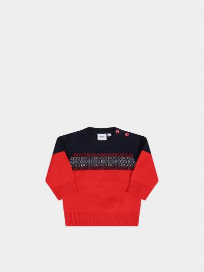 Пуловер Boss модель J05859/849 — фото - INTERTOP