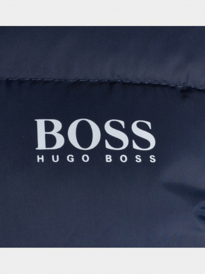 Зимова куртка Boss модель J06237/849 — фото 3 - INTERTOP