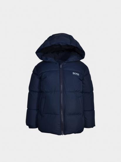 Зимова куртка Boss модель J06237/849 — фото - INTERTOP